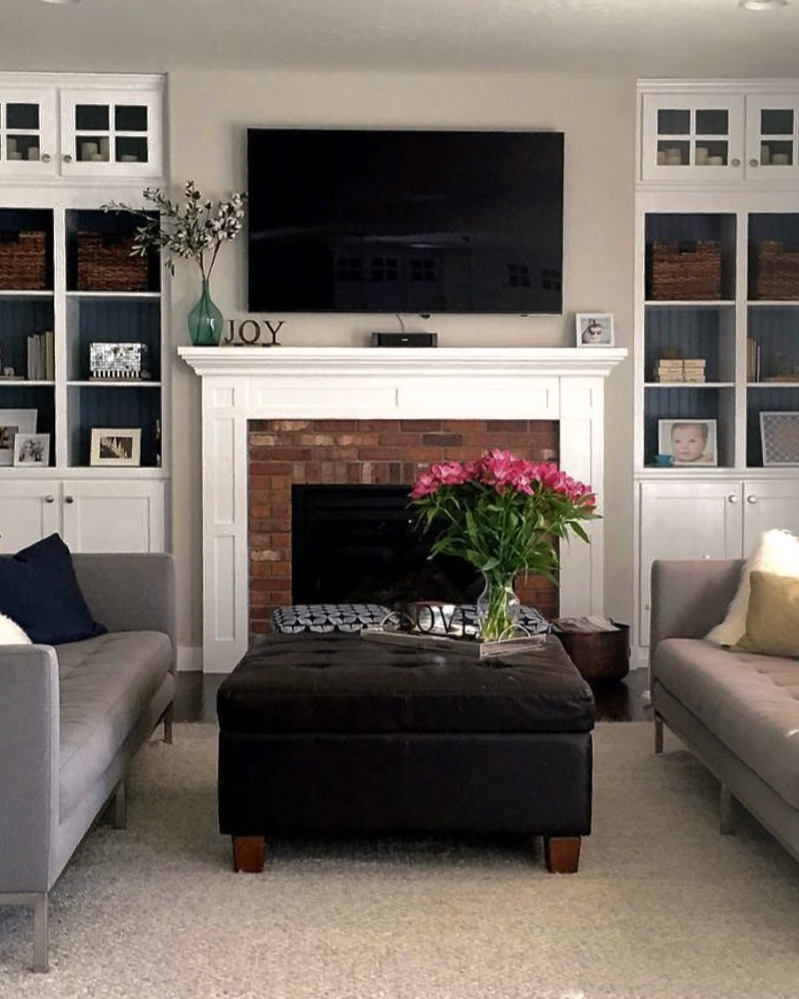 How to Add Character to New Home - Before